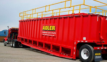 Acquired Adler Tank Rentals